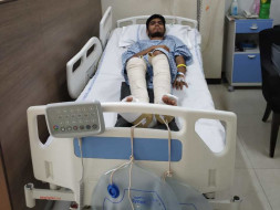 Help Rajesh Undergo Bilateral Hip And Knee Replacement