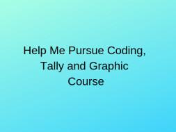 Help Me Pursue A Computer Course