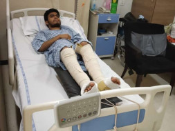 Help Rajesh Walk Again