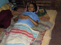 Help Raksha Recover From Hyperintense T2