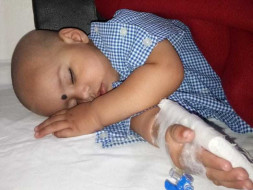 Please Help Afiya Recover From A Tumour