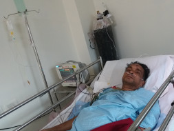 Help My Father Fight Urosepsis