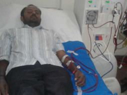 Help Javaregowda Fight Kidney Failure