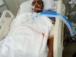 Help Kiran Fight Swine Flu