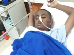Help Nikhil Recover From A Serious Accident