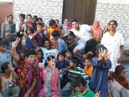 Help Orphan Celebrate Christmas
