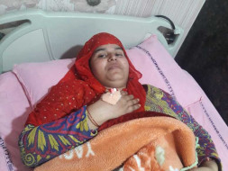 Help Shagufta Fight Breast Cancer