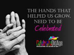Contribute your bit. Let's Celebrate Old Age for Lonely Elders