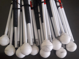 Production of 1000 Accessible Rolling Ball Whitecane for the Blind