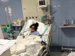 Arshiya fighting for her life in ICU for STILLS DISEASE. Needs HELP!!!