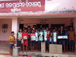 Dhenkanal School's Project
