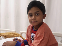 Help Little Unnabh For His Post Liver Transplant Medical Expenses