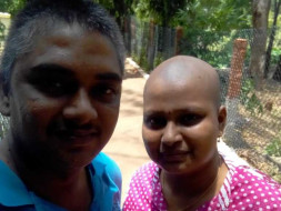 Help Sruthi Fight Cancer