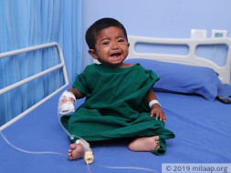 Baby of Ranjitha needs your help to survive