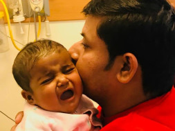 This Baby Girl's Liver Is 100% Damaged, She Needs An Urgent Transplant