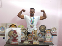 Help Suman Participate in Mr. India Competition please help me