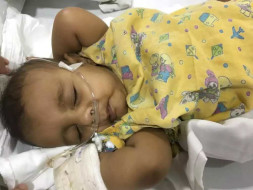 Help Baby Hafiz Undergo Open Heart Surgery