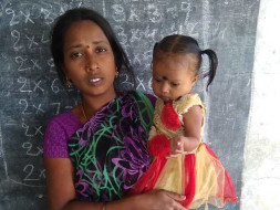 Help Baby Renuka 1 year 7 months recover from Heart Disease