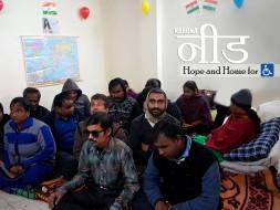 Help Karuna Nid- Hostel for Blind Students in Delhi
