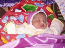 Help 1-month-old Zayan Undergo A Heart Surgery