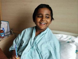 Help Twarit Fight HLH And Recover