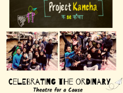 Theatre for a Cause, Theatre for Slum Children: Project Kancha