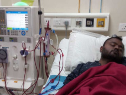 Help My Brother Saransh Srivastava for Kidney and Liver Transplant.