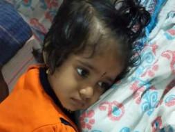 Help Baby Karthika Undergo Heart Transplant