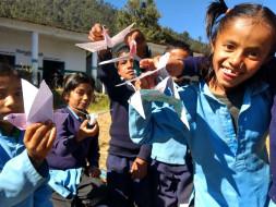 Help Set-up Libraries in Mountain Schools of Uttarakhand