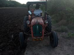 Help Poor Farmer Restore His Old Tractor