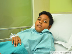 Help This 11-year-old Who Says He Has A Bomb In His Head