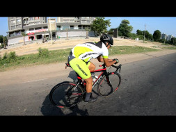 Help Ashley Win The Indian Road Cycling Championships 2019
