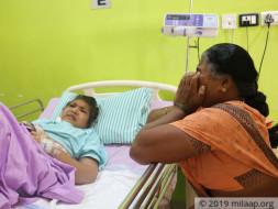 Harshitha needs your help!
