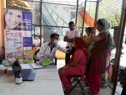 Giving Them a Reason to Smile via Dental Implants- Mission Smayate