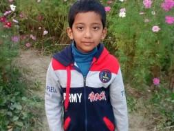 Help 7-year-old Utsho Fight Hemophilia