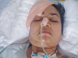 Help Zarina Fight Brain Aneurysm