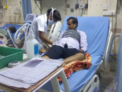 Help Mahesh Who Has Dual Kidney Failure And Cardiac Valve Block