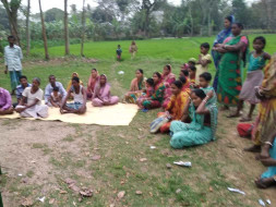 Help Sasanka set up Toilet & Light up his village
