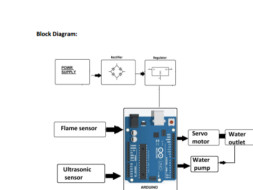 Help Us To  Build Arduino Based Autonomous Fire Fighting Robot