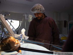 Mohammed Ahad needs your help urgently