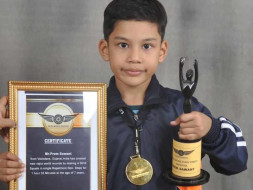 Guinness World Records of 8 year kid | International Event