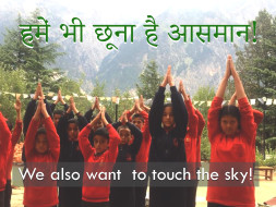 Help Himalayan Tribal Children To Build Their Future