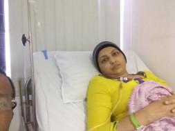 Help Usha Fight Breast Cancer
