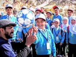 Help Tejas Represent India, Street Football World Festival19, France