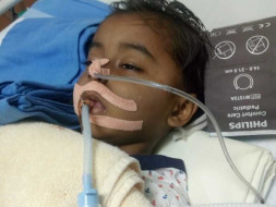 5-year old Yaksh needs an urgent kidney transplant to survive