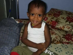 Help Baby Sakthi Anish Fight Kidney Failure