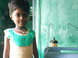 Help Baby Nishanthini  Fight Interstitial Lung Disease