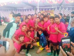 Help Sustain Shining Star Football Club Mhow