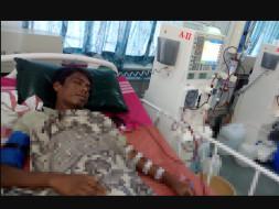 Help Manikandan Undergo Kidney Transplant
