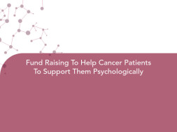 Fund Raising To Help Cancer Patients To Support Them Psychologically